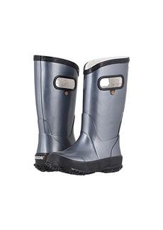 Bogs Rain Boots Metallic Plush (Toddler/Little Kid/Big Kid)