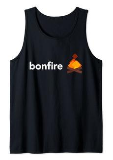 Bonfire Coin Bonfire Crypto Tank Top