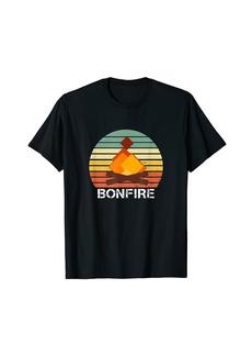 Bonfire Coin Crypto Hodler Bonfire Token Cryptocurrency T-Shirt