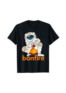 Bonfire crypto Bonfire Coin Cryptocurrency Bonfire Token T-Shirt