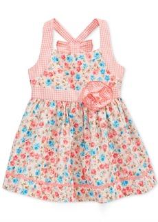 Bonnie Baby Floral-Print Dress, Baby Girls (0-24 months)