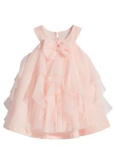 Bonnie Baby Tiered Tulle Dress, Baby Girls