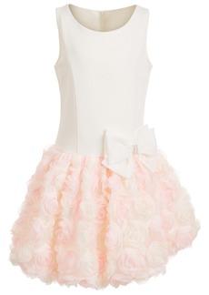 Bonnie Jean Big Girls Shimmer Bubble Dress