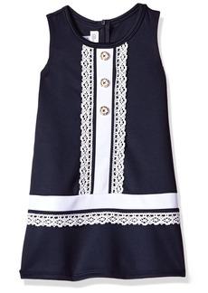 Bonnie Jean Big Girls' Sleevless Shift Dress