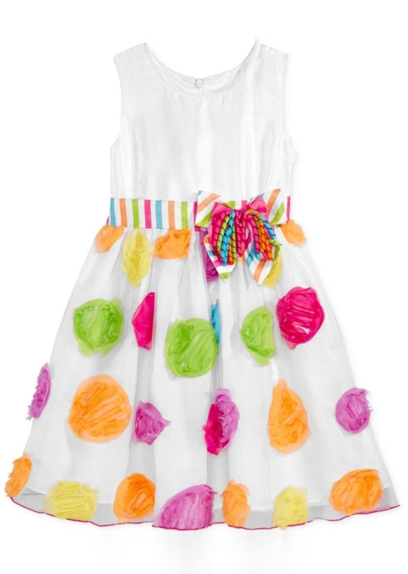 24985f4500a2 Bonnie Jean Bonnie Jean Birthday Dot Party Dress, Toddler & Little ...