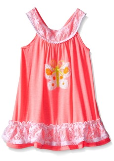 Bonnie Jean Toddler Girl's Sleeveless Sundress