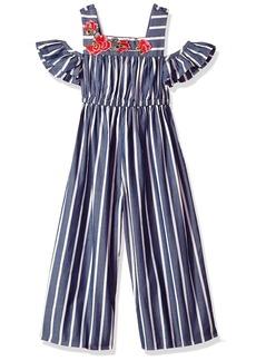 Bonnie Jean Little Girls' Jumpsuit
