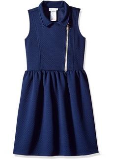 Bonnie Jean Little Girls' Moto Dress