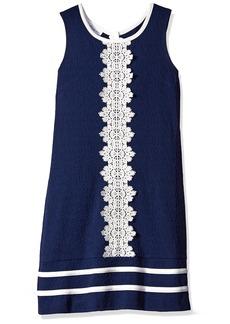 Bonnie Jean Little Girls' Sleeveless Shift Dress