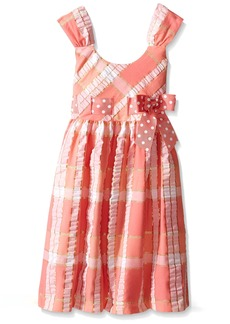 Bonnie Jean Toddler Girls' Sleeveless Sundress