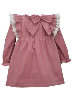 Bonnie Jean Toddler Girls Rose Corduroy Float Dress