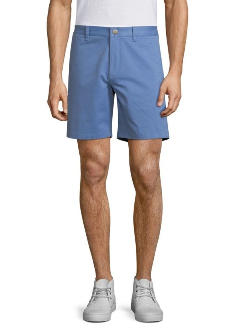 Bonobos Blue Stretch Washed Chino Shorts