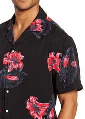 Bonobos Cabana Slim Fit Floral Button-Up Camp Shirt