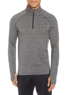 Bonobos Core Half Zip Sweatshirt
