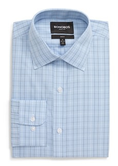 Bonobos Crewe Slim Fit Plaid Dress Shirt