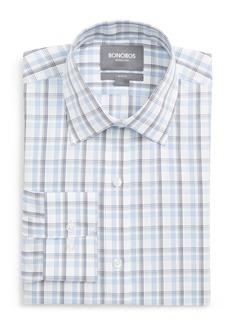 Bonobos Daily Grind Slim Fit Plaid Dress Shirt
