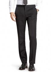 Bonobos Slim Fit Flat Front Wool Tuxedo Trousers