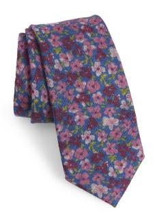 Bonobos Garden Bloom Floral Wool Tie