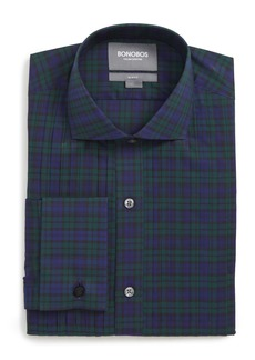 Bonobos Holwick Slim Fit Plaid Tuxedo Shirt