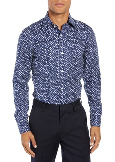 Bonobos Jetsetter Martini Slim Fit Print Dress Shirt