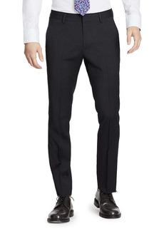 Bonobos Jetsetter Slim Fit Flat Front Stretch Wool Dress Pants