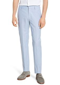 Bonobos Jetsetter Slim Fit Flat Front Suit Trousers