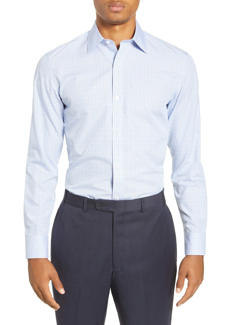 Bonobos Kingsland Slim Fit Plaid Dress Shirt