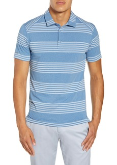 Bonobos M-Flex Stripe Jersey Golf Polo