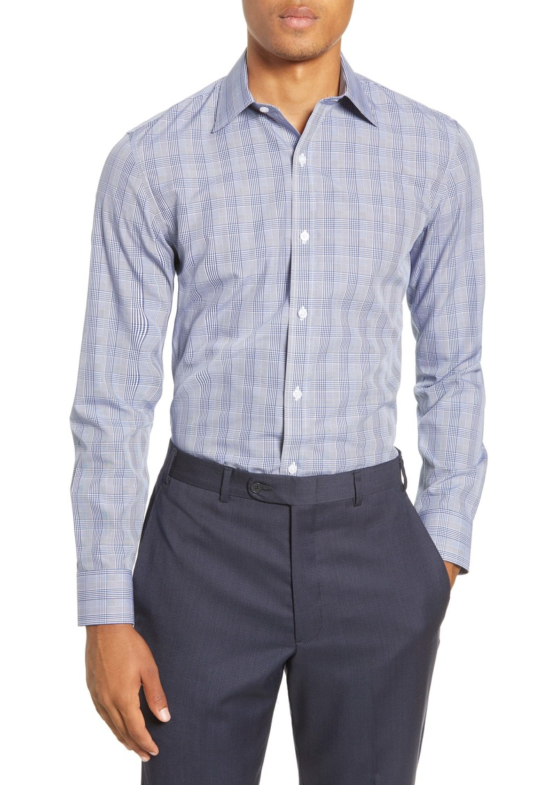 Bonobos Malden Slim Fit Plaid Dress Shirt