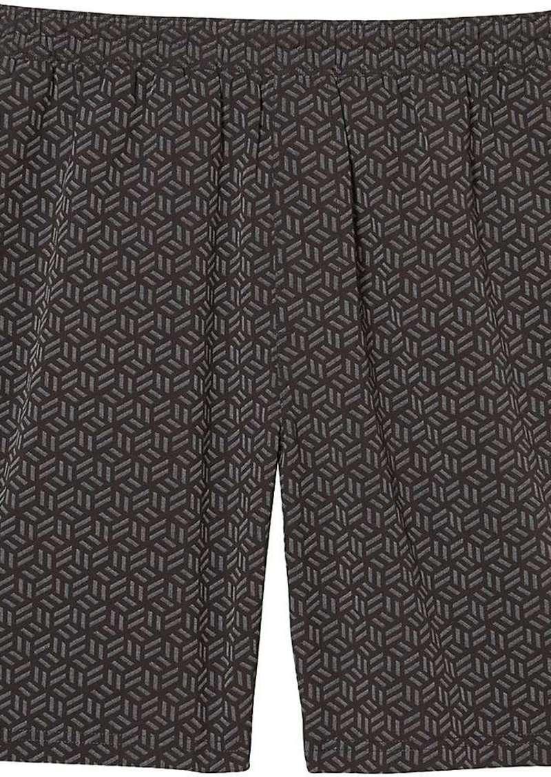 Bonobos Men's 9IN Printed Gym Short with Liner