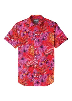 Bonobos Men's Amalfi Premium Short Sleeve Shirt
