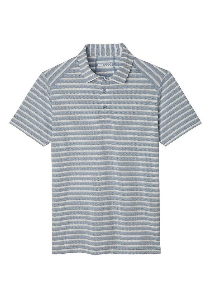 Bonobos Men's Printed Flatiron Polo