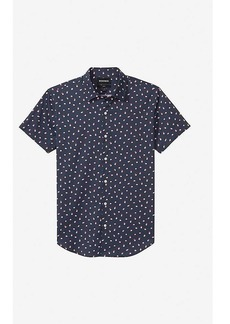 Bonobos Men's Tech Button Down SS Shirt