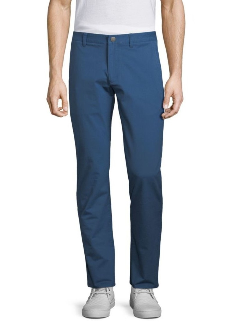 Bonobos Navy Stretch Washed Chinos