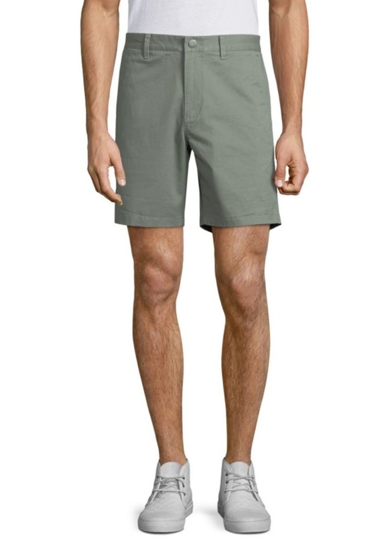 Bonobos Olive Stretch Washed Chino Shorts