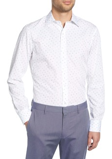 Bonobos Petal Press Slim Fit Floral Dress Shirt