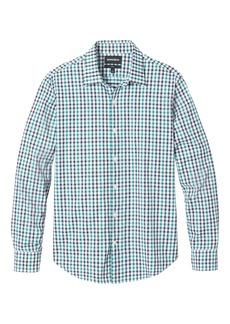 Bonobos Plaid Tech Button-Up Shirt