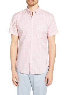 Bonobos Riviera Slim Fit Floral Print Cotton Shirt