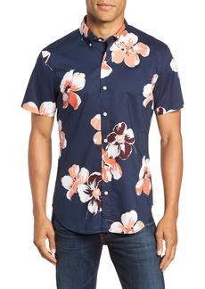 Bonobos Riviera Slim Fit Floral Sport Shirt