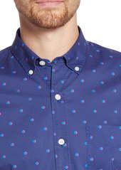 Bonobos Riviera Slim Fit Short Sleeve Button-Down Shirt