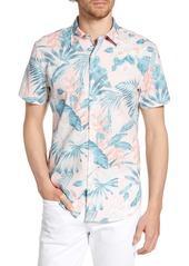 Bonobos Riviera Slim Fit Tropical Print Shirt