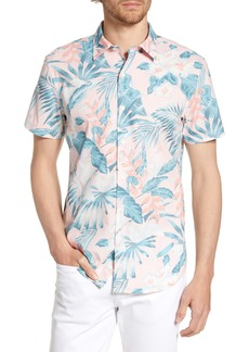 Bonobos Riviera Slim Fit Tropical Print Shirt