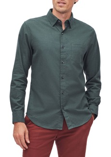 Bonobos Slim Fit Brushed Button-Up Shirt