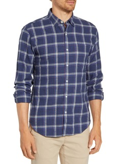 Bonobos Slim Fit Brushed Cotton Button-Down Shirt
