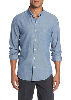 Bonobos Slim Fit Brushed Twill Sport Shirt