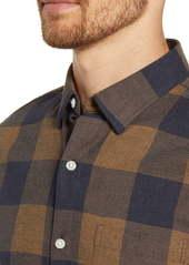 Bonobos Slim Fit Buffalo Check Button-Up Shirt