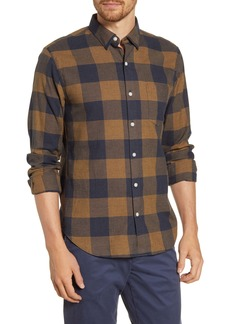 Bonobos Slim Fit Buffalo Check Button-Up Shirt