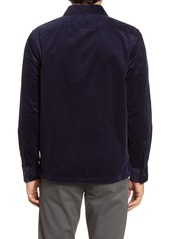 Bonobos Slim Fit Button-Up Corduroy Shirt Jacket