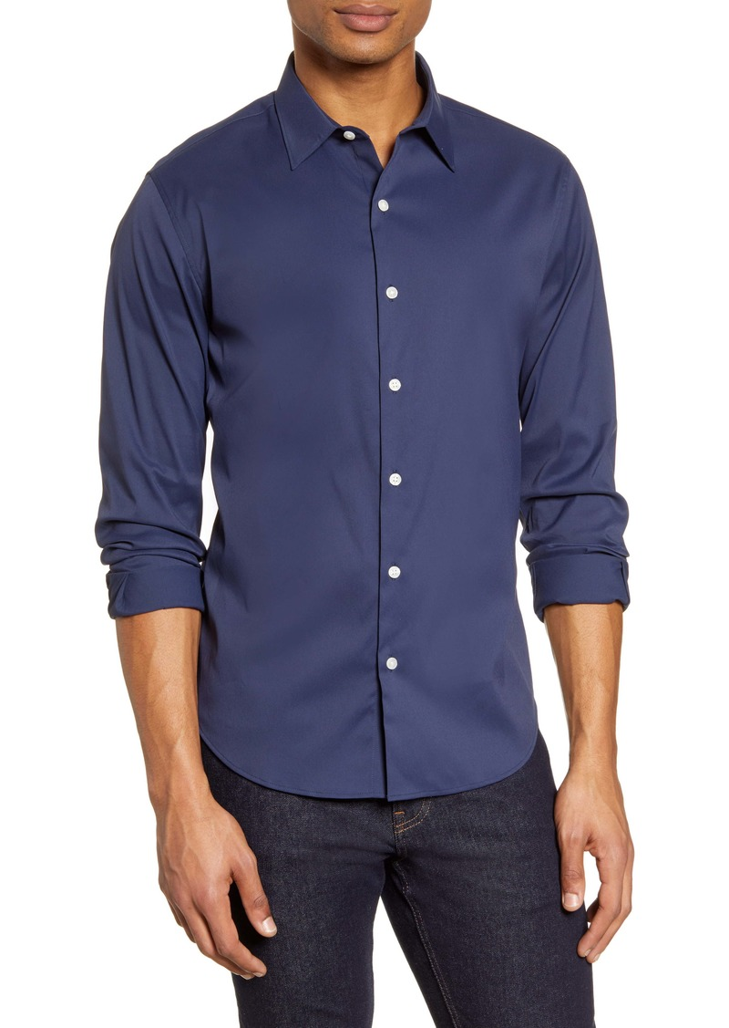 Bonobos Slim Fit Button-Up Performance Shirt