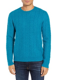 Bonobos Slim Fit Cable Wool Blend Sweater